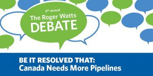 UBC students discuss pipelines in annual student debate