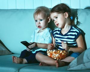 Raising children in the age of screen time